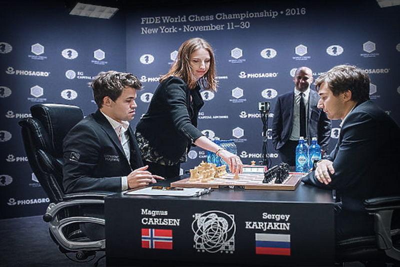 Карякин проиграл Карлсену на тай-брейке, не сумев стать чемпионом мира