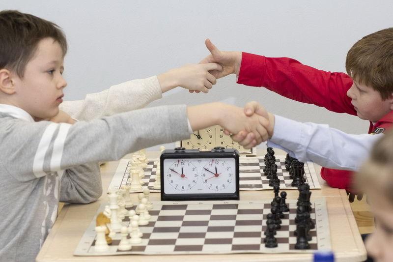 Турниры шахматного клуба Chesskids.ru