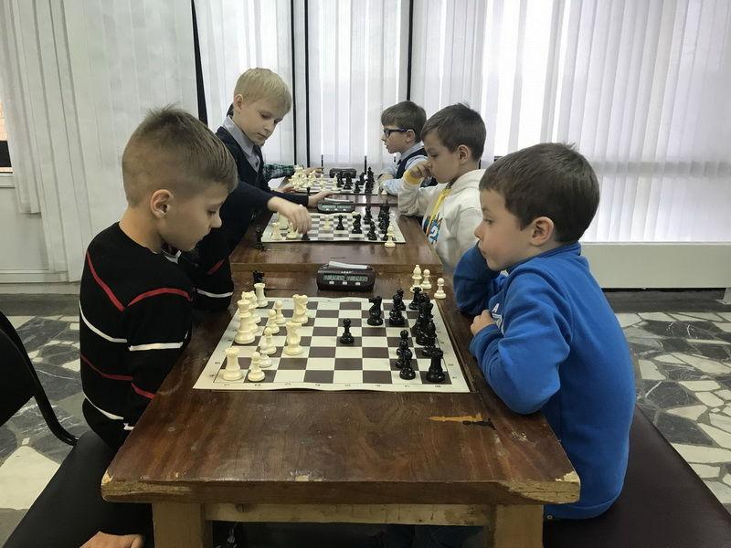 2-й Этап Гран-При шахматного клуба Chesskids г. Мытищи, ДК «Яуза»