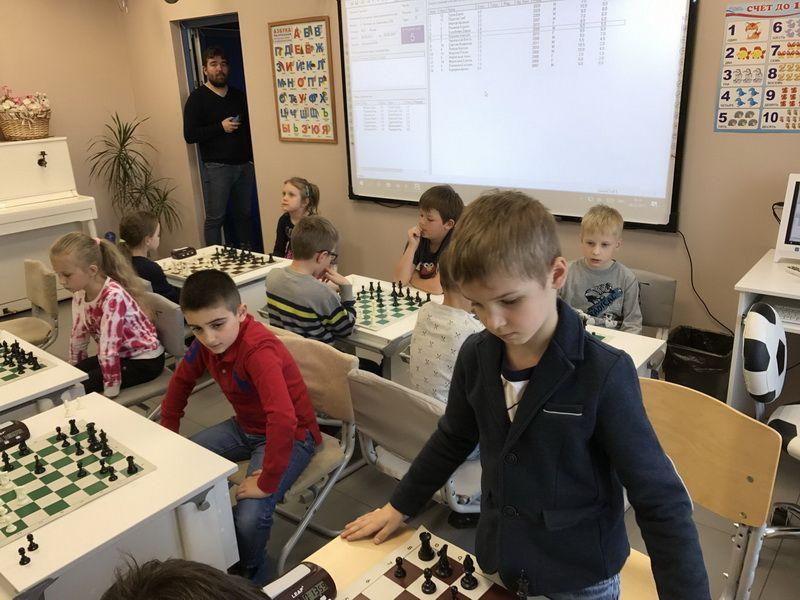 Кубок серии турниров на призы LinguaWorld & Chesskids.ru