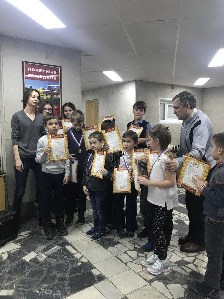 "I Этап Гран-При по быстрым шахматам - 15.02.2018 ДК ""Яуза"""
