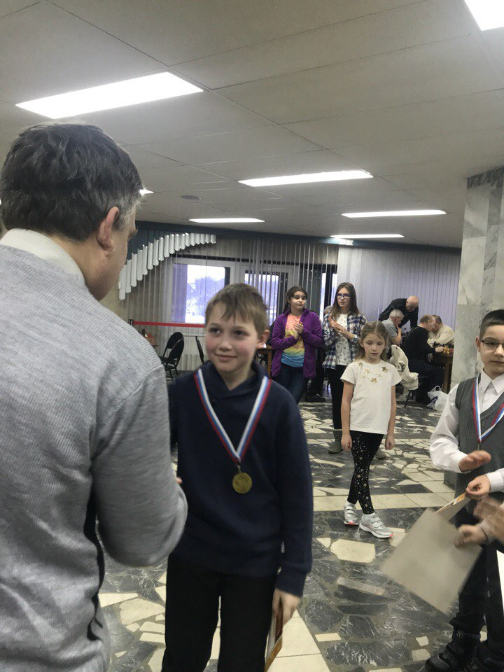 I Этап Гран-При по быстрым шахматам — 15.02.2018 ДК «Яуза»