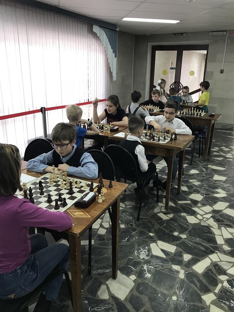 II Этап Гран-При Chesskids.ru