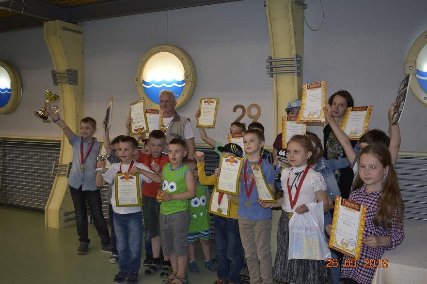 Финал Гран-При Chesskids 26.05.2018