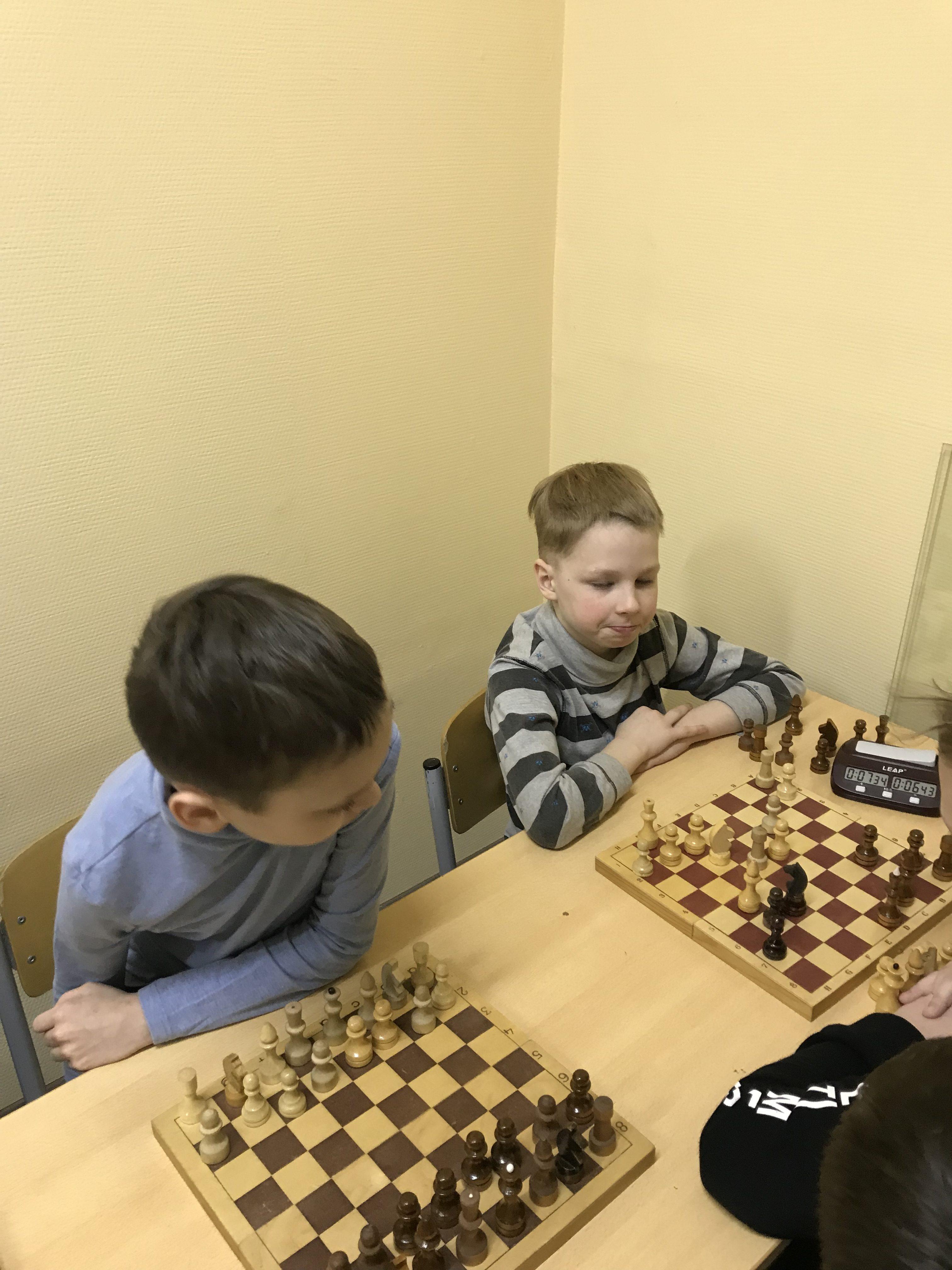 Зимний Этап Гран-При Chesskids