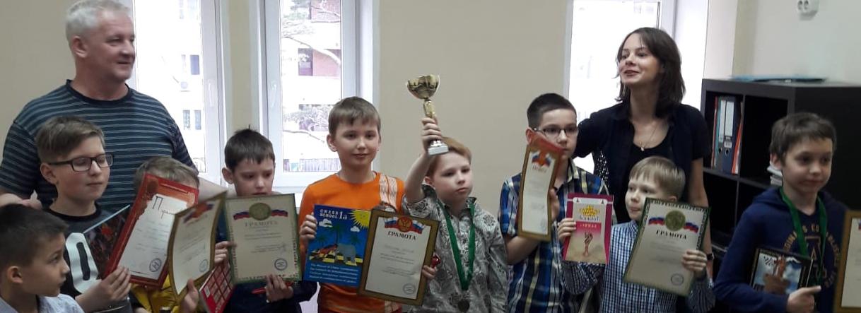 Весенний Этап Гран-При Chesskids