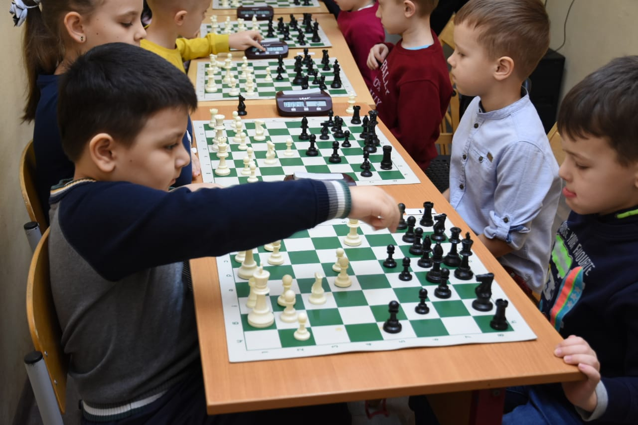 """Турнир по быстрым шахматам в """"Разумихин"""" г. Мытищи 31.01.2021"""