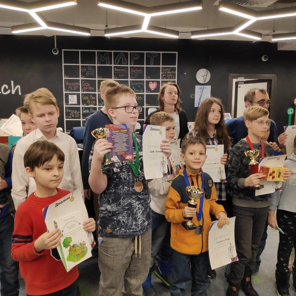 Кубок Grow Up на Войковской, Высшая Лига, школьники до 14 лет