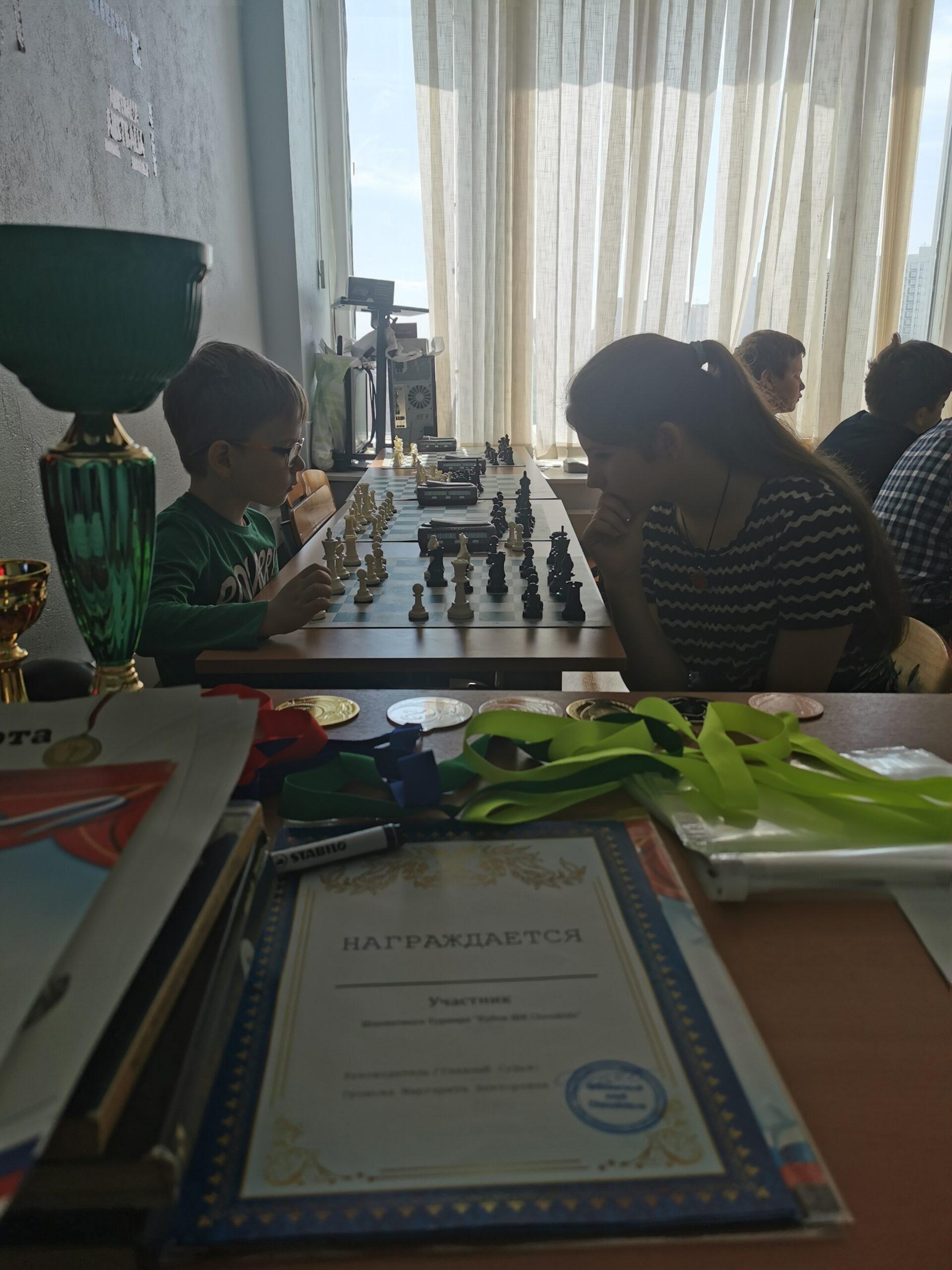 Кубок ШК Chesskids (Москва)
