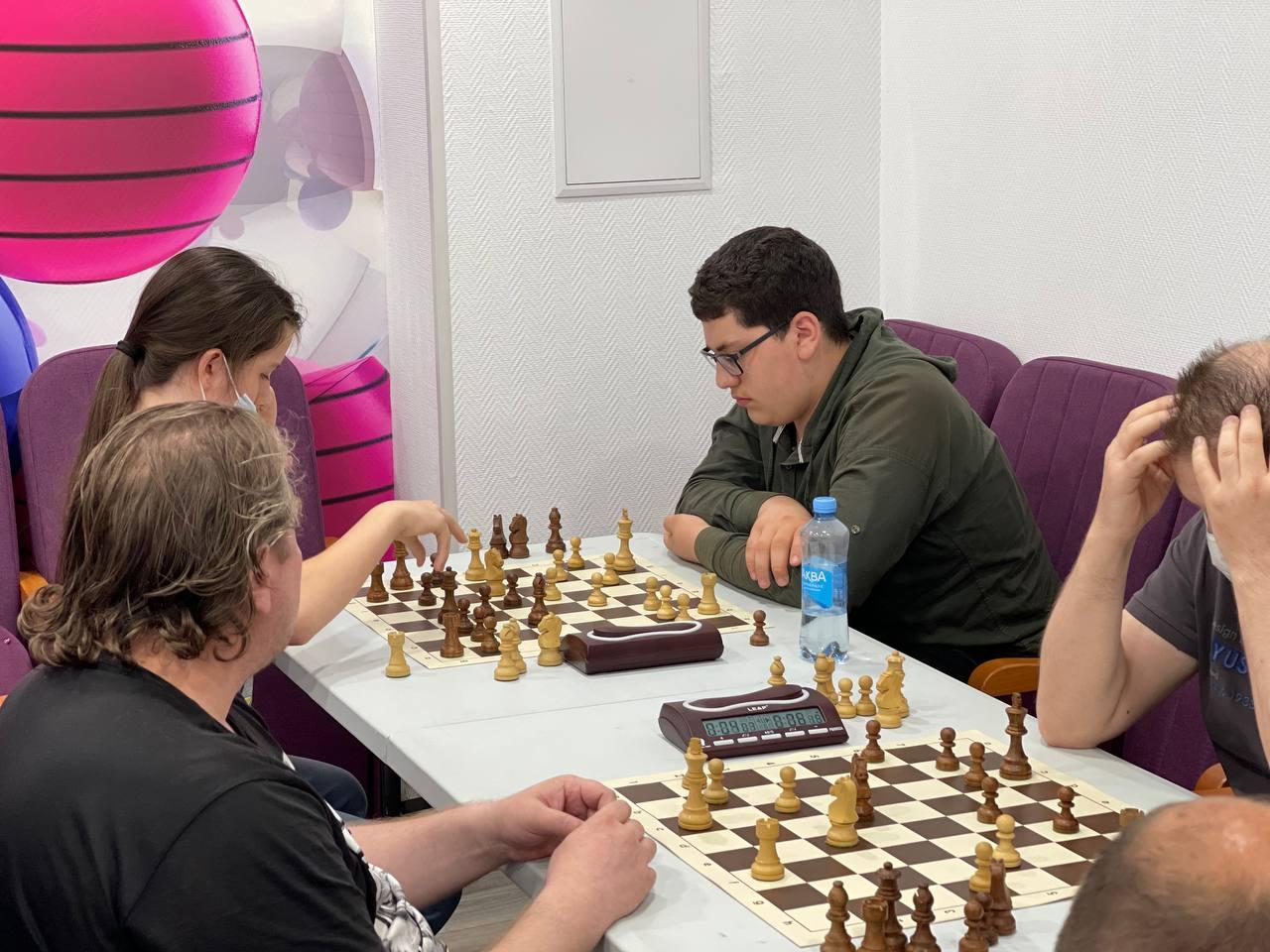 Кубок RG Open 23.05.2021